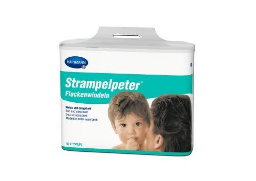 Strampelpeter® Flockenwindeln Kleinformat (30x11 cm) UnitCount 56