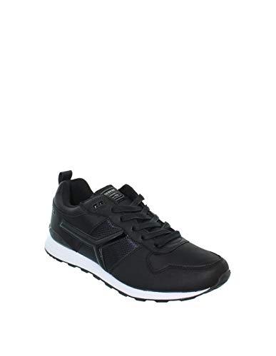 TRK Zampa - Zapatillas TRK - Ref_cle40209-Negro, Negro (Negro ), 40 EU