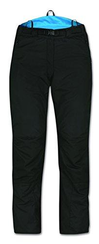 Paramo Directional Clothing Systems Ventura - Pantaloni Traspiranti Impermeabili da Donna, Nero (Nero), XS