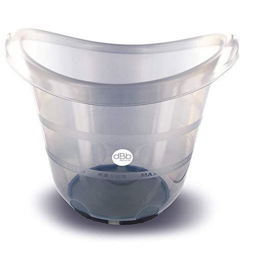 dBb Remond Tub Spécial Nouveau Né Gris Translucide