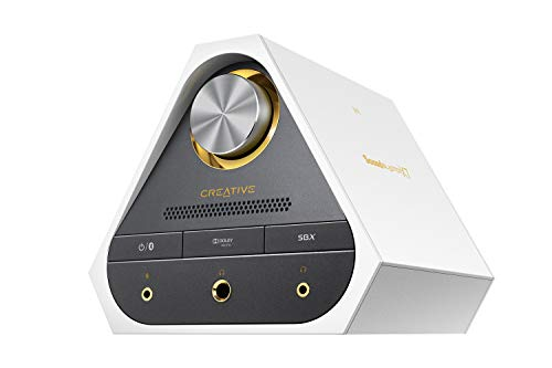 CREATIVE Sound Blaster X7 Limited Edition Der bisher stärkste, coolste und innovativste Sound Blaster ultimativer Klang für Profi-Gamer und echte Audiokenner