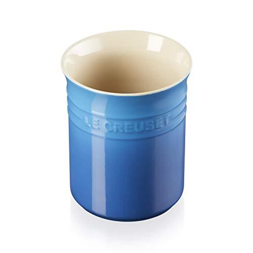 Le Creuset Topf für Kochkellen, 1,1 Liter, Steinzeug, Blau