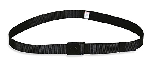 Tatonka Geldgürtel Travel Waistbelt, black, 130 x 3 cm