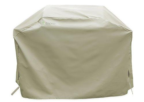Tepro Universal Abdeckhaube 8605 für Gasgrill groß, 150x70x110cm, beige | passend für tepro 1123, 1123N, 1124, 3137, 3146, 3148, 3149, 3153, 3169, 3170, 3171, 3176, 5716