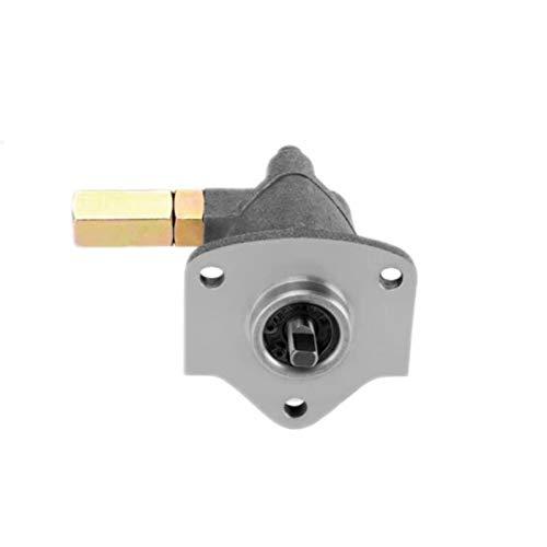 ZHENGZEQU Bomba de Aceite Triángulo de Engranajes Engranajes para lubricación Presión con válvula de Alivio de presión Top 10AVB 11AVB 12AVB 13AVB ROP (Color : Top 10AVB, Size : Gratis)