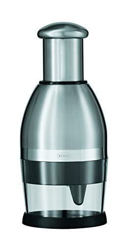 Rosle 16271 Onion Vegetable Chopper, One Size, Silver