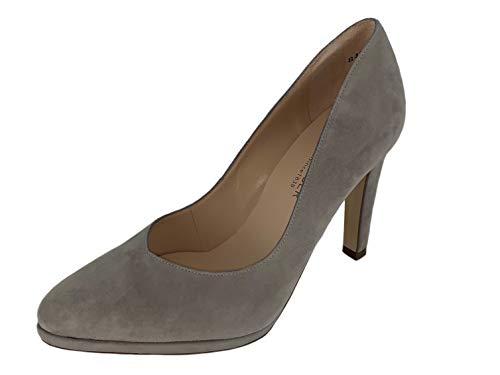 Peter Kaiser Damen Pumps Herdi, Frauen Klassische Pumps, Lady Ladies feminin elegant Women's Women Woman Abend Feier Court-Shoes,Storm,39 EU / 5.5 UK