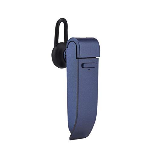 SALUTUY Auriculares, Auriculares Deportivos HEP / A2DP / HSP/AVRCP/BLE Auriculares Inalámbricos De Alta Fidelidad para Aprender Viajes Negocios Y Reuniones(Azul)