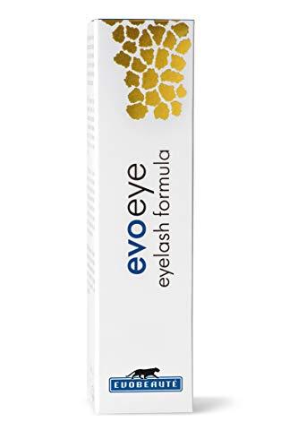 EvoEye Eyelash Fórmula - suero de crecimiento de las pestañas, (1 x
