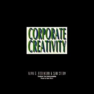 Corporate Creativity cover art
