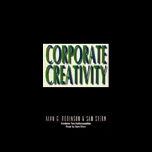 Corporate Creativity audiobook cover art