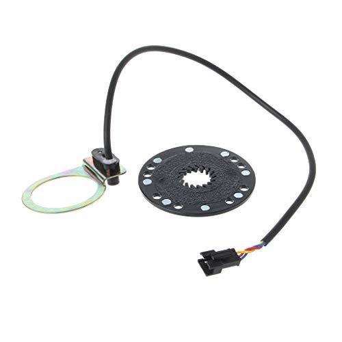 Lunghezza della linea del ripetitore magnetico standard 8 della bici elettrica del sensore di impulso della bicicletta dell'ute