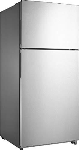 "Frigidaire FFHT1824US 30"" Top Freezer Refrigerator with 18 cu. ft. Capacity Energy Star ADA Compliant Reversible Doors in Stainless Steel"