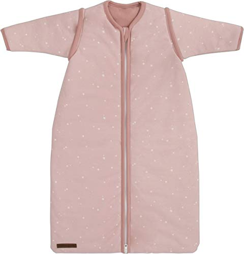 LITTLE DUTCH 2251 winterslaapzak little stars pink maat 90 cm.