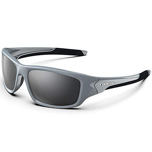 TOREGE Polarized Sports Sunglasses TR011