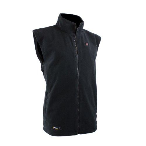VentureHeat bh-9548-xl batterij heren verwarmd fleece vest