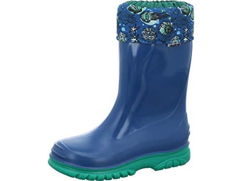 Romika Gummistiefel Winter Größe 23 EU Blau (blau)