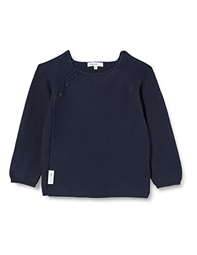 Noppies U Cardigan Knit LS Pino Suter crdigan, Navy-C166, 56 Unisex bebé