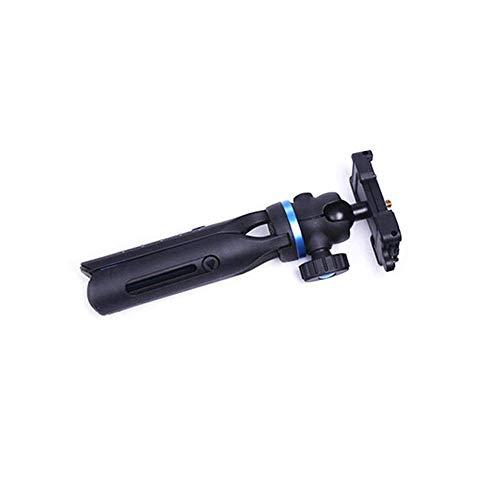 ZWWZ Cámara del Soporte del sostenedor del teléfono, Extensible trípode de cámara con rotación de 360 Grados for Las cámaras DSLR SLR compatibles y iPhone Android teléfono, A MISU