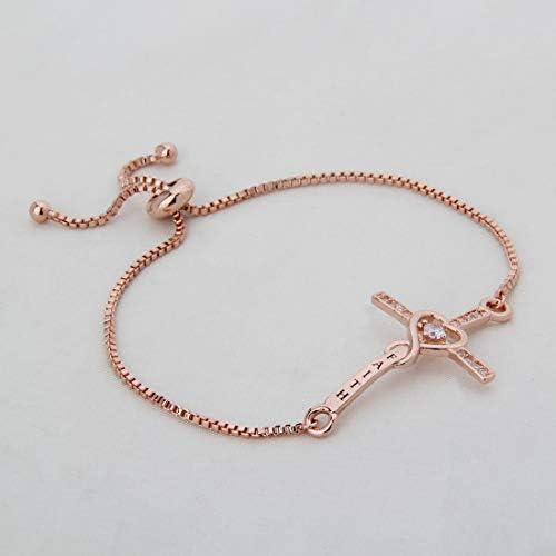 Christian cross bracelets _image0