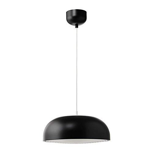 IKEA/イケア NYMANE:ペンダントランプ 40 cm ブラック (804.071.52)