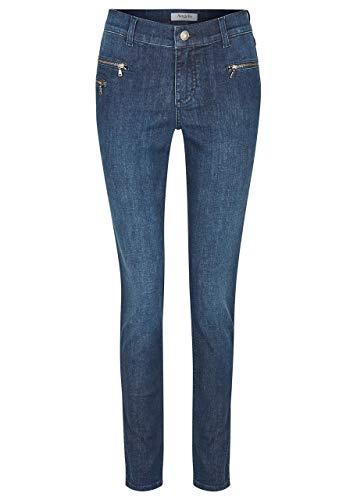 Angels Damen Hose 'Malu Zip' mit Reißverschlusstaschen