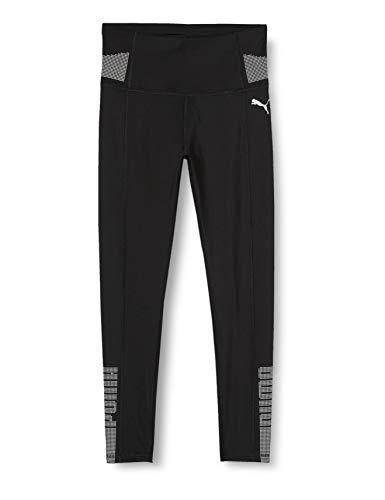 PUMA Damen Evostripe High Waist 7/8 Tight Leggings, Black, XL