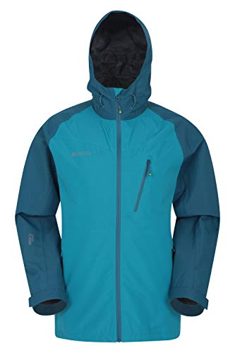 Mountain Warehouse Terrain Extreme Mens 3-Layer Waterproof Jacket