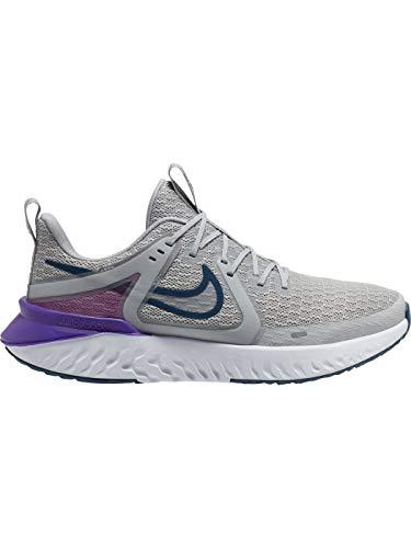Nike Running Wmns Legend React 2 - Zapatillas para mujer Gris Size: 40.5 EU