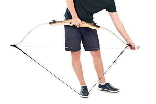 est - Archery Bogenspannschnur Universal für Recurve- und Langbögen
