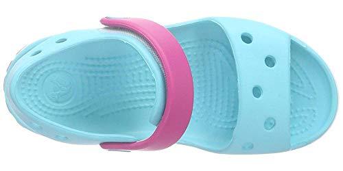 crocs Crocband Sandal Kids, Unisex, Blau - 4