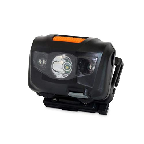Life Mounts LED Tactical Helmet NVG Shroud Mounted Light (Black)