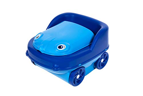 Troninho, Styll Baby, Azul