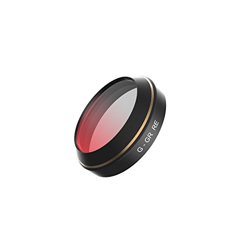 PGYTECH PGY-MAF-014 Lens Filter Kit for DJI Mavic Pro Black