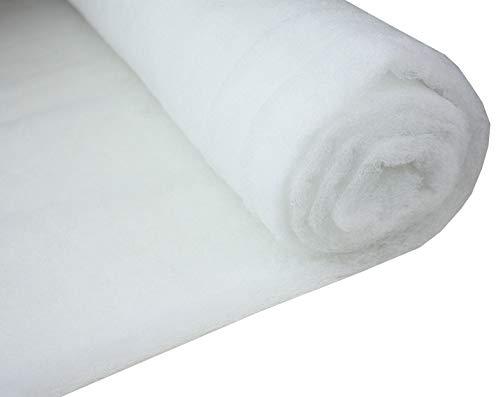 tukan-tex Polsterwatte Vlieswatte Diolenwatte Volumenvlies Polyestervlies 100g/m²