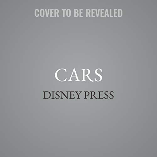 Cars audiobook cover art