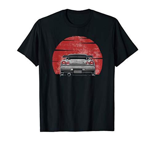 Vintage Skyline JDM Gt r T-Shirt