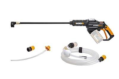 WORX WG630E.9 Hydroshot Brushless Portable Pressure Cleaner-Bare Unit from WORX