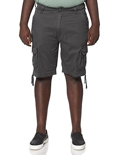 Brandit Shorts URBAN Legend NEU Kurze Hose Cargo Vintage Short BW Army Bermuda, Größe:XL, Farbe:anthrazit