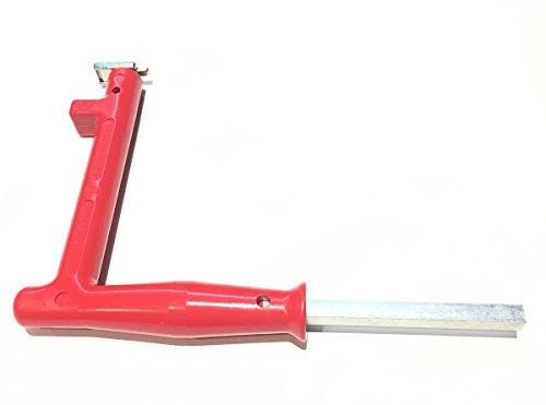Roto NT Ziehgriff für Axerstifte