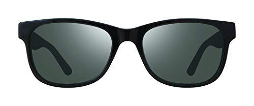 Revo Gafas de sol para niños, polarizadas rectángulo y estilo aviador, varios marcos y colores de lentes