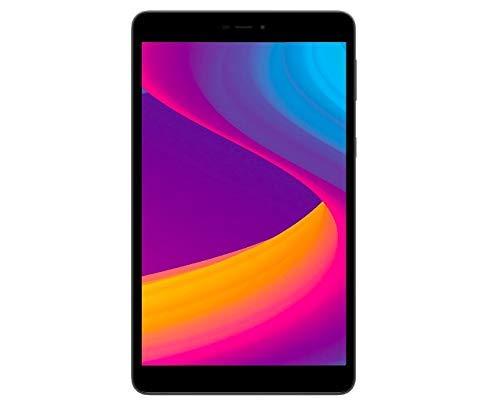 (Renewed) Panasonic Tab 8 HD Tablet (8 inch, 3GB/32GB, Wi-Fi + 4G LTE + Voice Calling, Dual Sim), Black