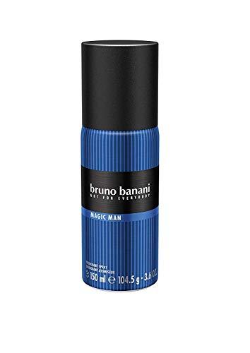 Bruno Banani Mágico Hombre Desodorante Spray, 1er Pack (1 x 150 ML)