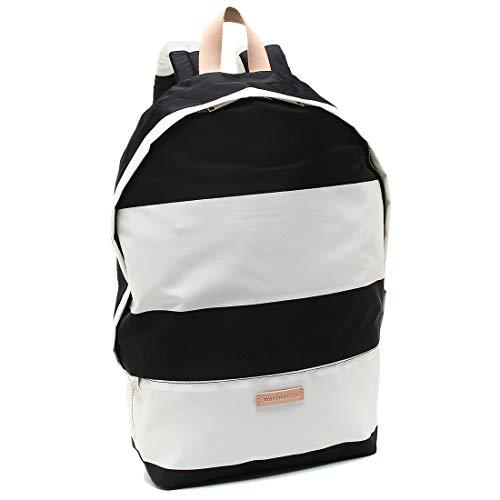 [マリメッコ]バックパック レディース MARIMEKKO 047076 190 ホワイト ブラック [並行輸入品]