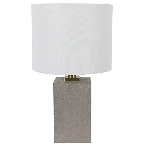 Decor Therapy Rance Concrete Table Lamp
