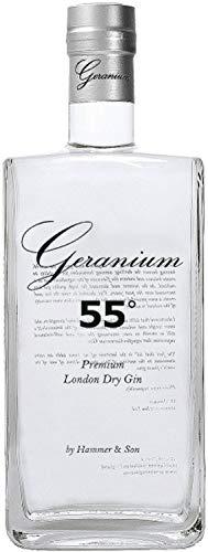 Geranium Overproof Gin 55° 6 x 0,7 L. Hammer & Son Ltd.