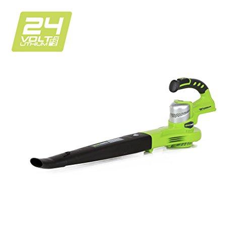 Greenworks 24V Akku-Laubbläser (ohne Akku und Ladegerät) - 2400007