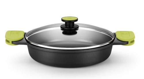 Cacerola Baja 28cm Foodie A490528 de ISOGONA, S.L. =BRA=
