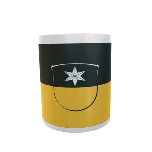 U24 Tasse Kaffeebecher Mug Cup Flagge Rauschenberg (Hessen)