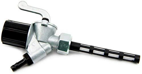 Simson Benzinhahn mit Wassersack - Original DDR Design für S50, S51